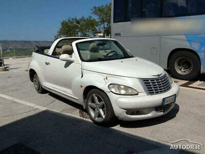 CHRYSLER PT Cruiser PT Cruiser 2.4 turbo GT Cabrio