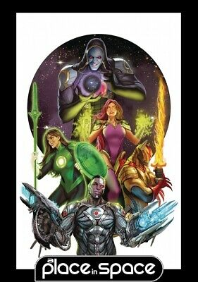 Justice League Odyssey Vol 01 The Ghost Sector - Softcover