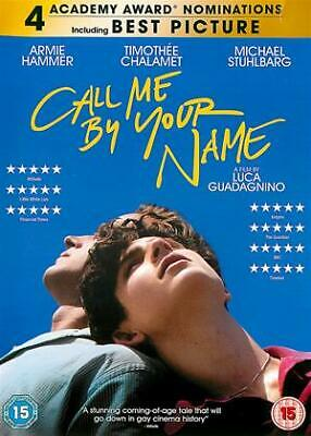 Call Me by Your Name DVD (2017)