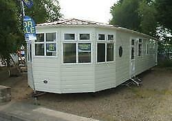 ABI Moderna 3 bedroom static caravan holiday home for sale near Southport/ Lancs