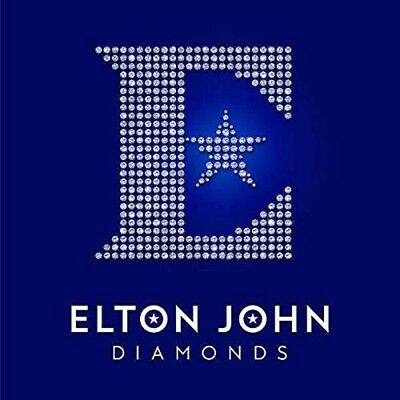 ELTON JOHN Diamonds LP Vinyl Best Of NEW 2017