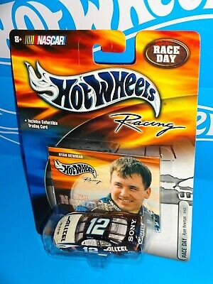 Hot Wheels Racing 2003 NASCAR Race Day Series #12 R Newman Alltel Dodge
