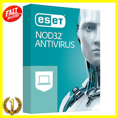 🔥 ESET NOD32 Antivirus 2019 1 Device / PC 🔥 1 Year 🔥 email deliver Key 🔥 🔥