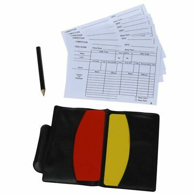 1X(Box for football match referee red and yellow cards R2M5) 4I