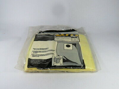 Shop-Vac Canada Collection Filter Bag For Fine Particles & Dust 5/Bag ! NWB !