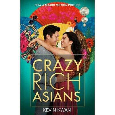Crazy Rich Asians DVD - BRAND NEW! FREE SHIP!