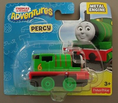 Thomas & Friends Adventures Percy Metal Engine-NEW