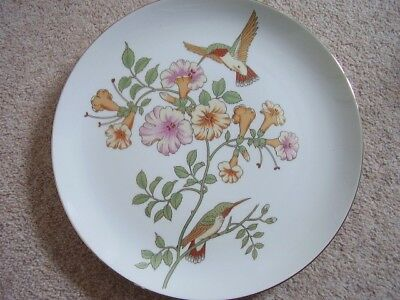 COLLECTABLE FINE PORCELAIN JAPANESE large DISH -PLATe-charger
