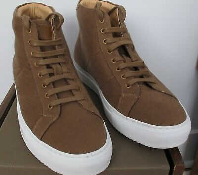 Greats Shoes The Royale High Nero Black Men's Size 8-9US New! NWT RETAILS $179
