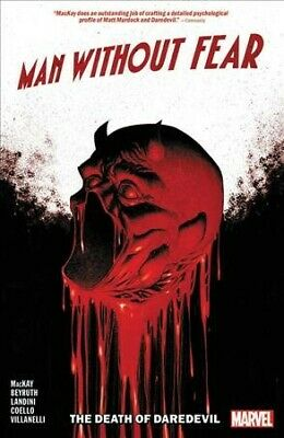 Man Without Fear : The Death of Daredevil, Paperback by Mackay, Jed; Beyruth,...