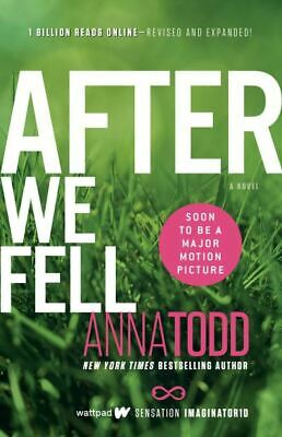 The after series: After we fell by Anna Todd (Paperback)