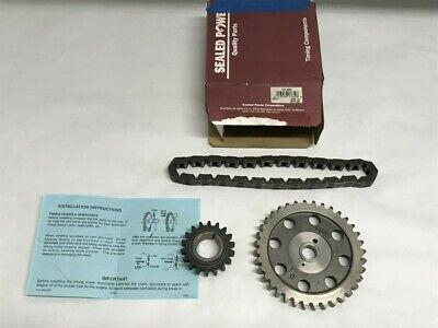 Sealed Power Timing Chain Set Amc Jeep 258 232 Kt3-949S