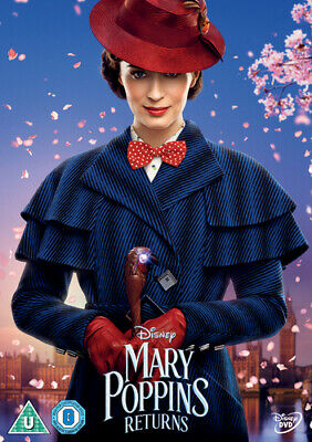 Mary Poppins Returns DVD (2019) Emily Blunt