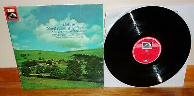 His Master's Voice UK 1st-Delius-North Country Sketches-Groves-VG++/NM- TAS list