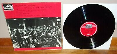 His Master's Voice UK ASD 521-Barbirolli Conducts English String Music-VG+/VG++