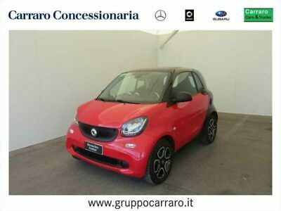 SMART ForTwo III-fortwo 1.0 Youngster 71cv twinamic