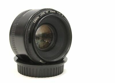 CANON EF 50mm f/1.8 Canon EF Mount Camera Lens - L22