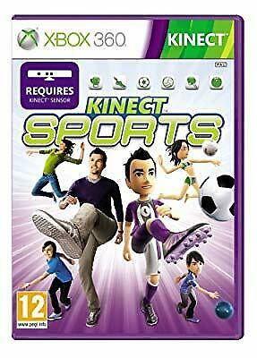 Kinect Sports - Kinect Required (Xbox 360), , Used; Very Good Game