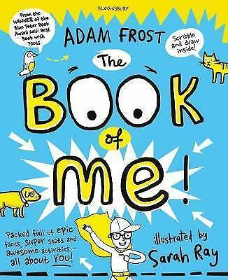 The Book Of Me / Adam Frost9781408876817