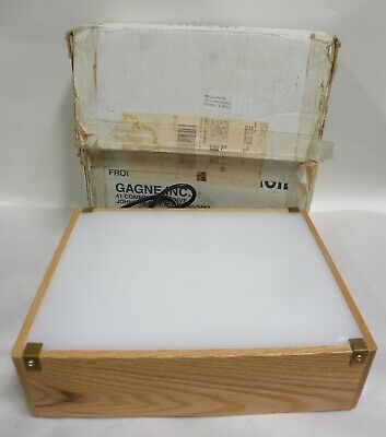 Gagne Inc. Porta-Trace Model 1214 Tracing Viewing Light Box (T)