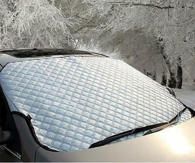 Heavy Duty Sun Shade Block Windscreen Cover Protect Snow Frost Ice Windshield