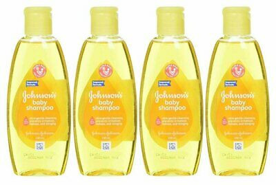 Johnson & Johnson Baby Shampoo 100 Ml (3.5 Oz) (4 Pack)