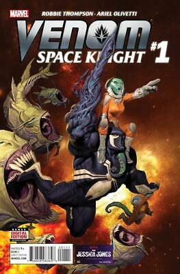 VENOM SPACE KNIGHT #6 NEAR MINT UNREAD MARVEL bin-2017-6160 2016 SERIES