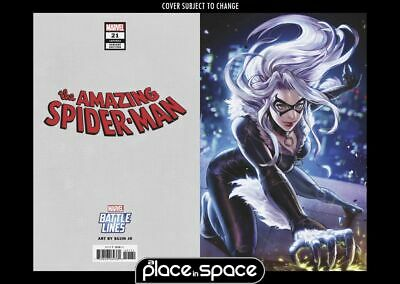 Amazing Spider-Man, Vol. 5 #21C - Battle Lines Variant (Wk20)