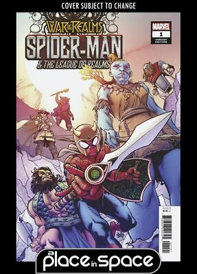 War Of The Realms: Spider-Man & The League Of Realms #1B - Hamner Variant (Wk20)
