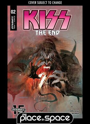 Kiss: The End #2A - Sayger (Wk20)