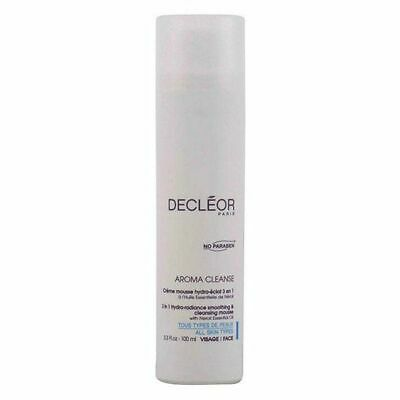 Anti-Veroudering Reinigende Foam Aroma Cleanse Decleor 100 ml