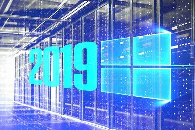 MICROSOFT WINDOWS SERVER 2019 STANDARD 64BIT for PC Full Version