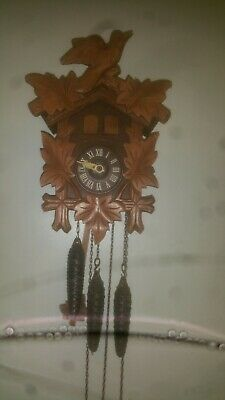 Vintage german cuckoo clock