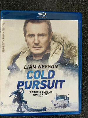 Cold Pursuit 2019 BLU-RAY ONLY+Case+Art No DVD/Digital SAVE$$$ Combine Shipping