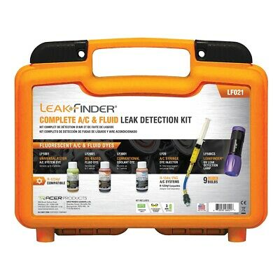 A/C and Fluid Leak Detection Kit Tracer Products LF021