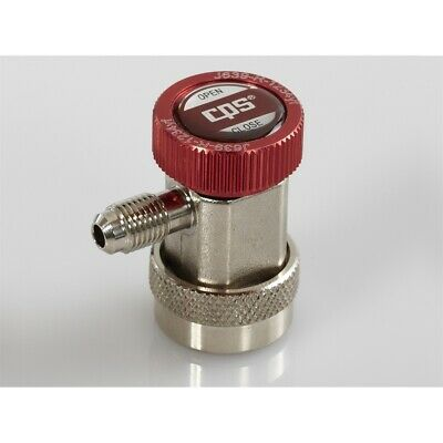 HFO-1234YF 1/4IN Feamle High Side Coupler CPS Products QCH123414