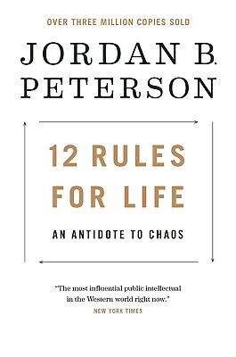 [PDF]12 Rules for Life: An Antidote to Chaos📧⚡Fast delivery 📧⚡[EB00K]