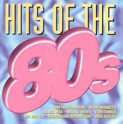 Hits of the 80's Vol.1, Various Artists, Audio CD, Acceptable, FREE & Fast Deliv