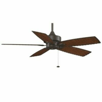 "Fanimation FP8012 52"" 5 Blade FanSync Compatible Indoor / Outdoor Ceiling Fan -"