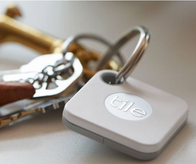 Tile Bluetooth Tracker: Mate Replaceable Battery Item Tracker