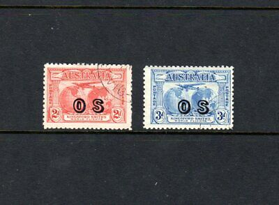 Australia - 1931 - Kingsford Smith officials - used