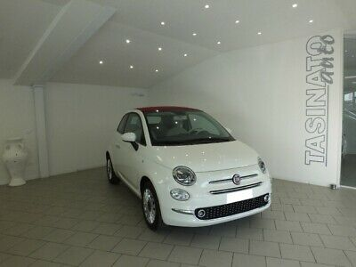 FIAT 500C 1.2 Lounge #GPL #PackUconnect Link #Pack Lounge