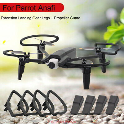 2 PAIR FOR Parrot Anafi Drone FPV Expand Landing Gear+