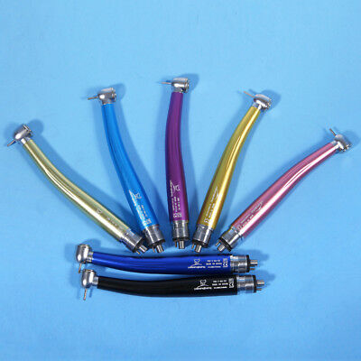 Multi Color Dental High Speed Handpiece NSK PANA MAX Style 4Hole Dentaire SW