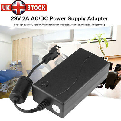 29V 2A Electric Recliner Sofa Chair Cable Adapter Transformer Power Supply