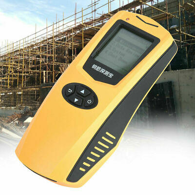 High Resolution Integrated Rebar Thickness Detector Position Locating Tool