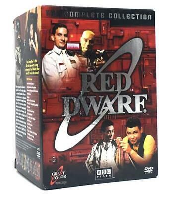 Red Dwarf Complete Collection Series Box Set (DVD, 2006, 18-Disc Set)