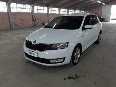 Skoda Rapid/Spaceback Rapid Spaceback 1.6 TDI CR 90 CV Ambition Autoca