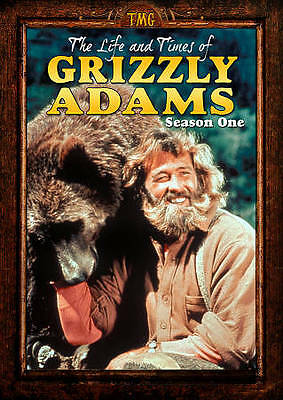 The Life and Times of Grizzly Adams: Season One Dan Haggerty, Denver Pyle, Don