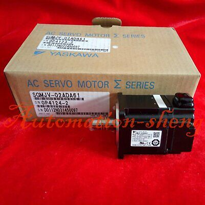 1PC New In Box Yaskawa Servo Motor SGMJV-02ADA61 One year warranty